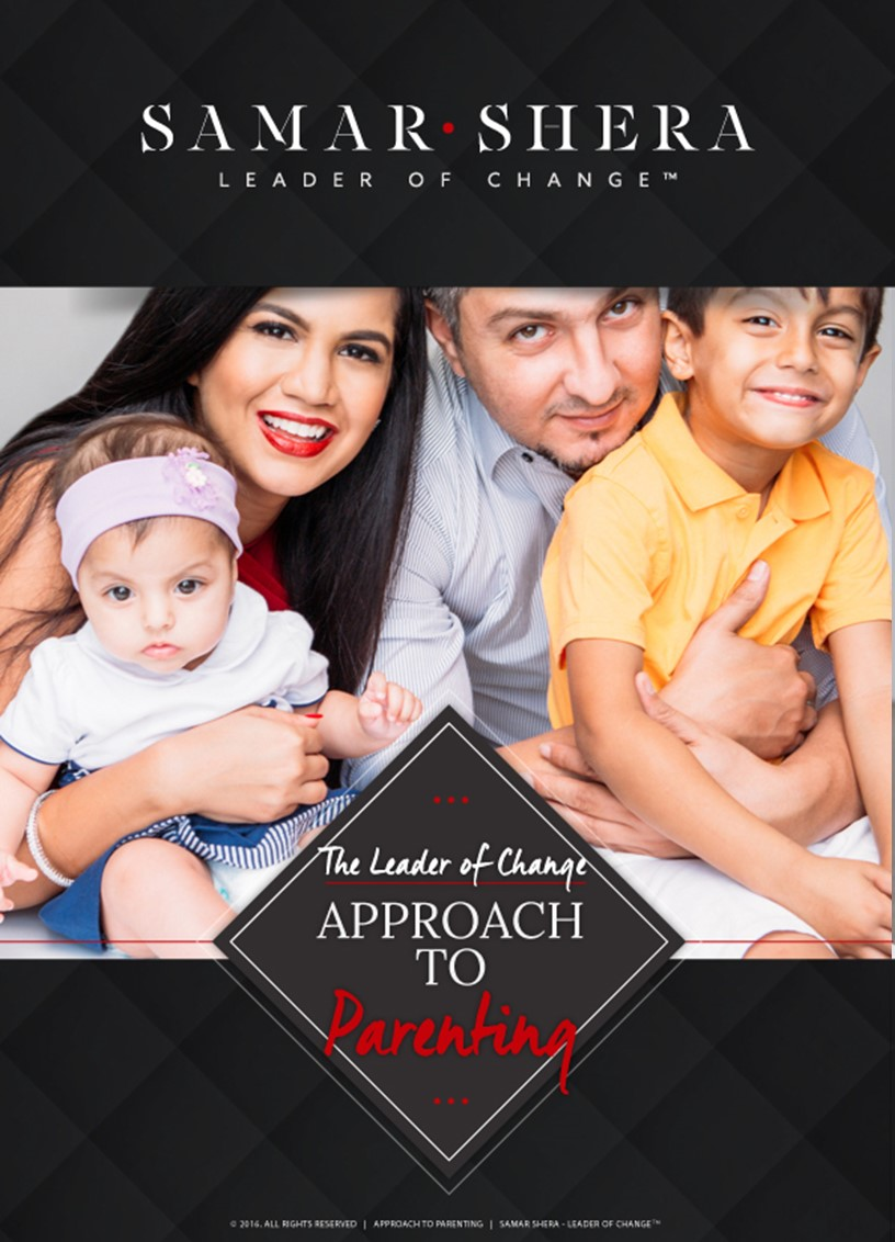 Leader of Change Approach to Parenting