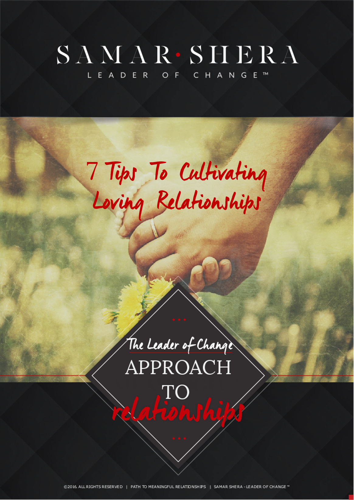 cultivating loving relationships