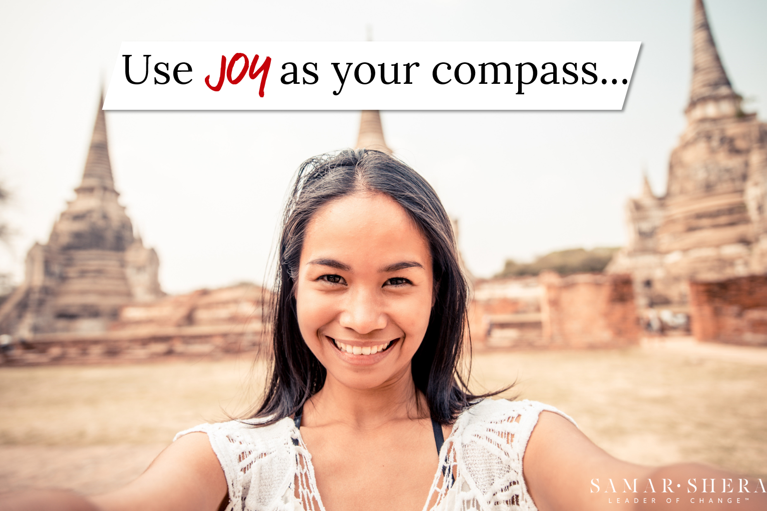joy as your compass